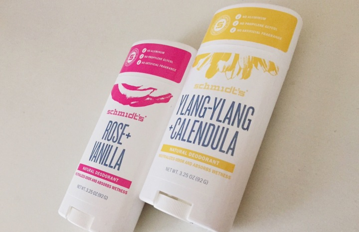 Going Natural: DeodorantEdition