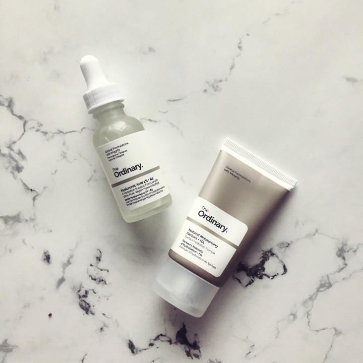 Reviewed: The Ordinary – HA 2% + B5 and Natural Moisturizing Factors + HA